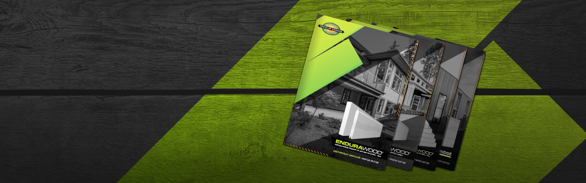 PREMIUM DESIGNS™ PRODUCT BROCHURES