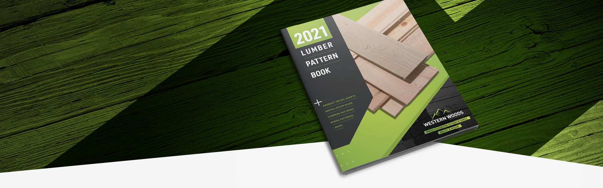 ALL-NEW LUMBER PATTERN BOOK